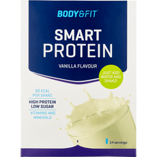 Body & Fit Smart Protein Vanilla Cream