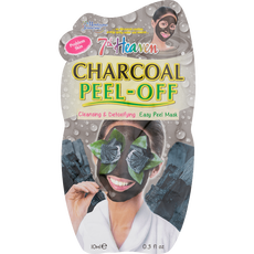 Montagne Jeunesse 7th Heaven Charcoal Peel-Off Masker