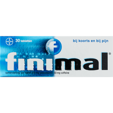 Finimal Tabletten 500/50 mg