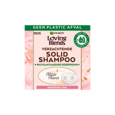 Loving Blends Milde Haver Shampoo-Bar