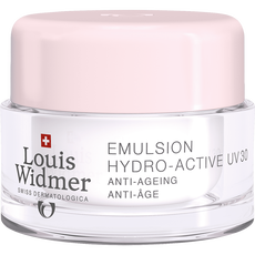 Louis Widmer Emulsion Hydro-Active UV 30 Licht Geparfumeerd 50 ML