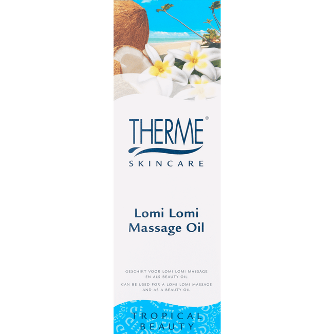 Therme Lomi Lomi Massage Oil