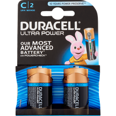 Duracell Ultra Power Duralock Batterij C
