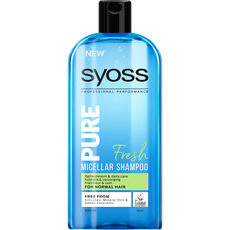 Syoss Shampoo Pure Fresh