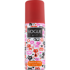 Vogue Girl Cats Parfum Deodorant Mini