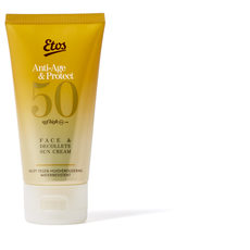Etos Anti-Age Face & Decollete Sun Protaction Cream SPF50