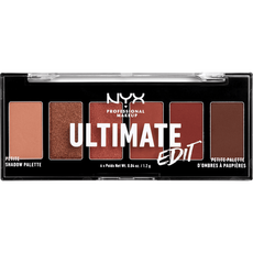 NYX Professional Makeup Ultimate Edit Petite Shadow Palette Warm Neutrals USPP01