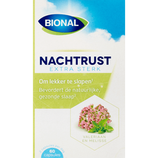 Bional Nachtrust Extra Sterk Capsules