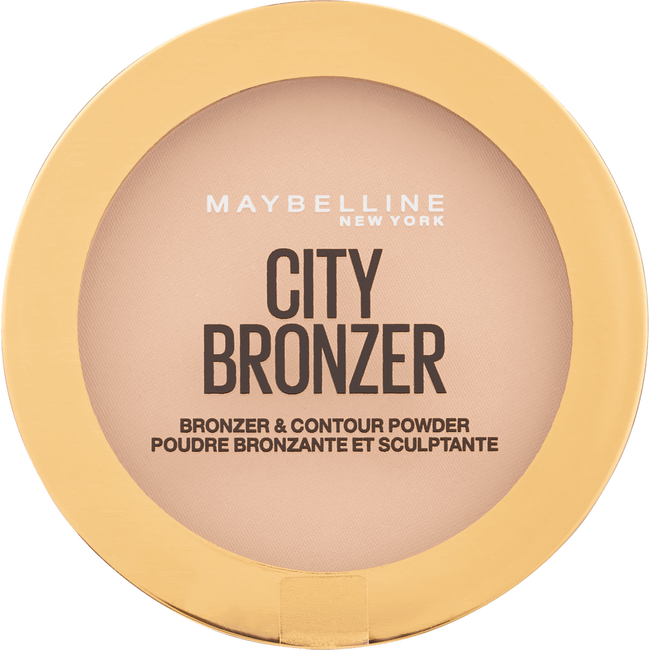 Maybelline Facestudio City Bronze Powder 100 Light Cool