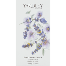 Yardley Lavender Zeep Trio