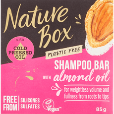 Nature Box Shampoo Bar Almond