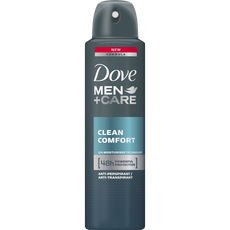Dove Men+Care Clean Comfort Deodorant Spray