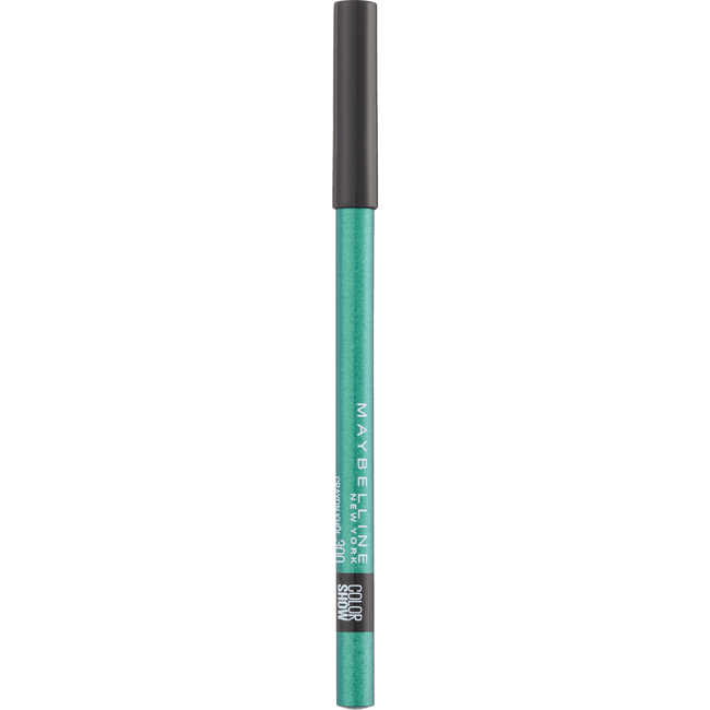Maybelline Color Show Oogpotlood 300 Edgy Emerald