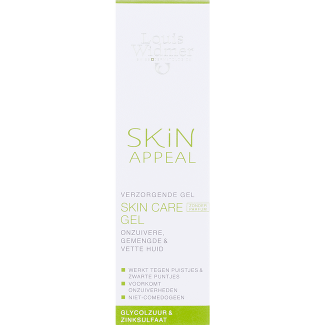 Louis Widmer Skin Appeal Skin Care Gel