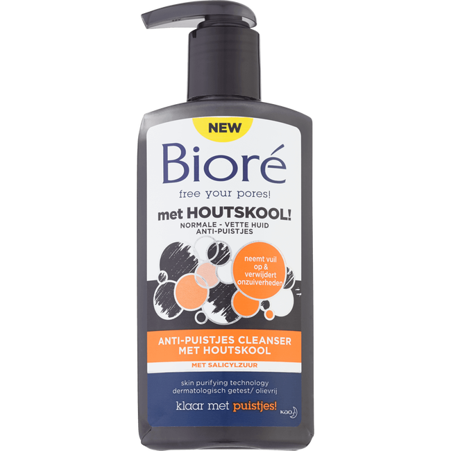 Bioré Anti-Puistjes Cleanser