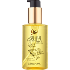 Etos Botanical Boost Jasmine & Vanilla Body Oil