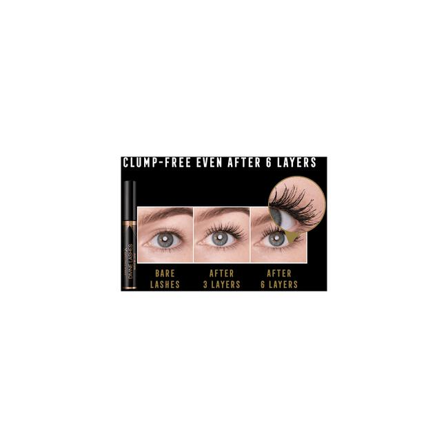 Max Factor Divine Lashes Rich Black Mascara