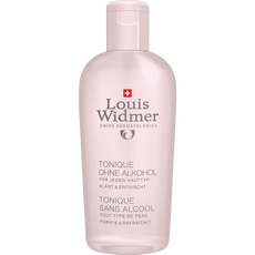 Louis Widmer Tonic zonder Alcohol Zonder Parfum 200 ML