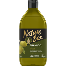 NATURE BOX SHAMPOO OLIVE 385ML
