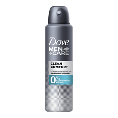 Dove Men+Care Extra Fresh 0% Deodorant Spray
