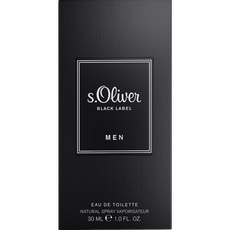 s.Oliver Black Label Men Eau De Toilette