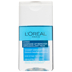 L'Oréal Paris express oogmake-up remover