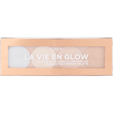 L'Oréal Paris La Vie En Glow Highlighting Powder Palette 02 Sunrise
