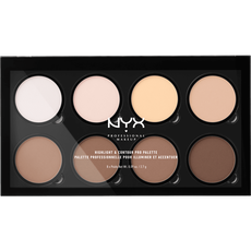 NYX Professional Makeup Highlight & Contour Pro Palette HCPP01