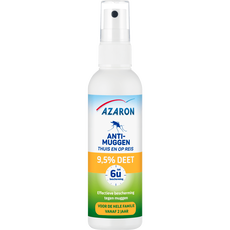 Azaron Anti-muggen 9,5% DEET Spray