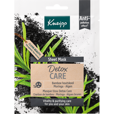 Kneipp Sheet mask Detox Care 1 ST sachet