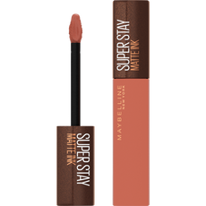 Maybelline Superstay Matte Ink Coffee Nu 260 Hazel
