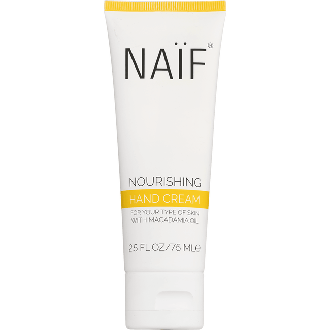 Naif Nourishing Hand Cream
