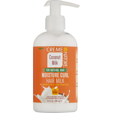 Creme Of Nature Coconut Moist Curl Hair Milk
