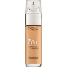 L'Oréal Paris True Match Super-Blendable Foundation 4D/W Naturel Doré