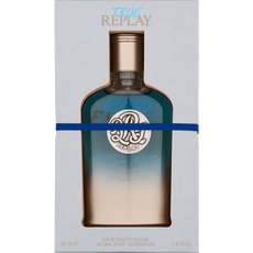 Replay True For Him Eau De Toilette