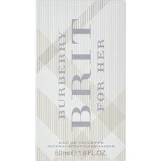 Burberry Brit For Women Eau De Toilette