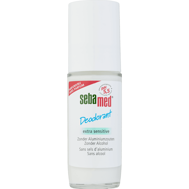Sebamed Extra Sensitive Deodorant Roll-On