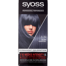 Syoss Color Baseline 3-51 Silver Charcoal Bnl