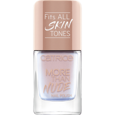 Catrice More Than Nude Nail Polish 04 Shimmer Pinky Swear