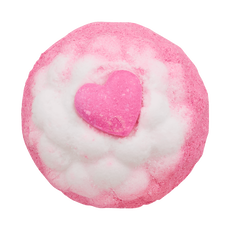Treets Bath Ball Cotton Candy