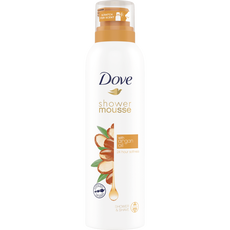 Dove Argan Oil Shower & Shave Mousse