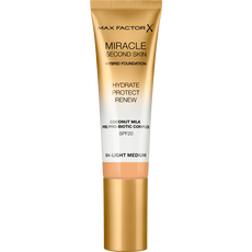 Max Factor MIRACLE TOUCH SECOND SKIN FOUNDATION 04