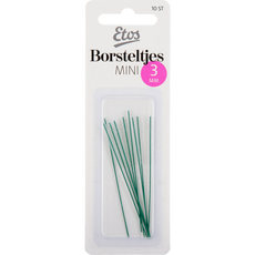 Etos Interdentale borsteltjes Mini 3 mm