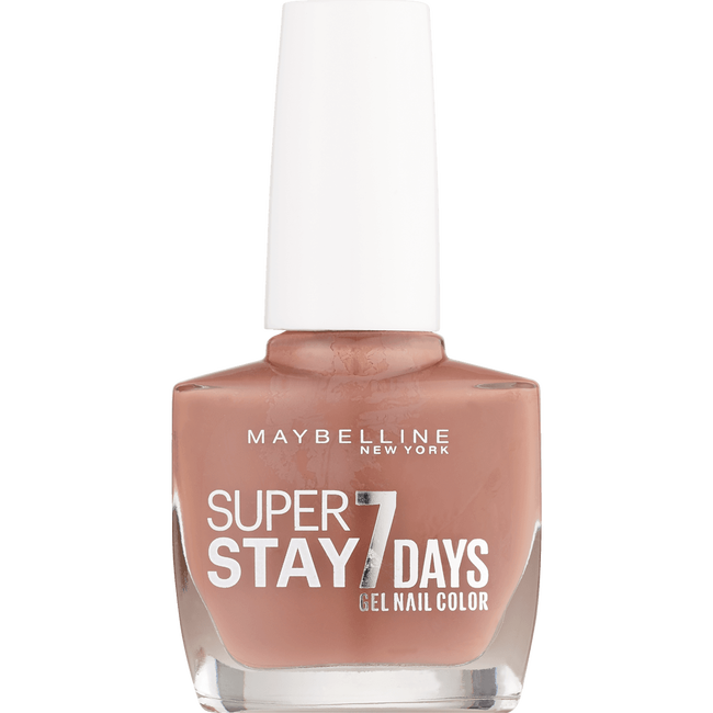 Maybelline Superstay 7 Days Gel Nail Color 888 Brick Tan