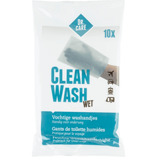 Dr. Care Clean Wash Wet Washandjes