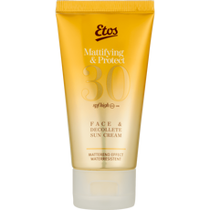 Etos Mattifying Face & Decollete Sun Protection Cream SPF30
