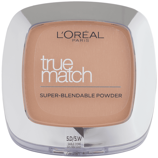 L'Oréal Paris True Match Super-Blendable Powder W5 Golden Sand