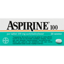 Aspirine Tabletten 100 mg