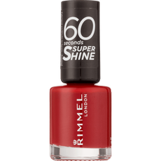 Rimmel London 60 Seconds Supershine Nailpolish - 320 Rapid Ruby