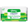 Kleenex Waterfresh Hygienic wipes